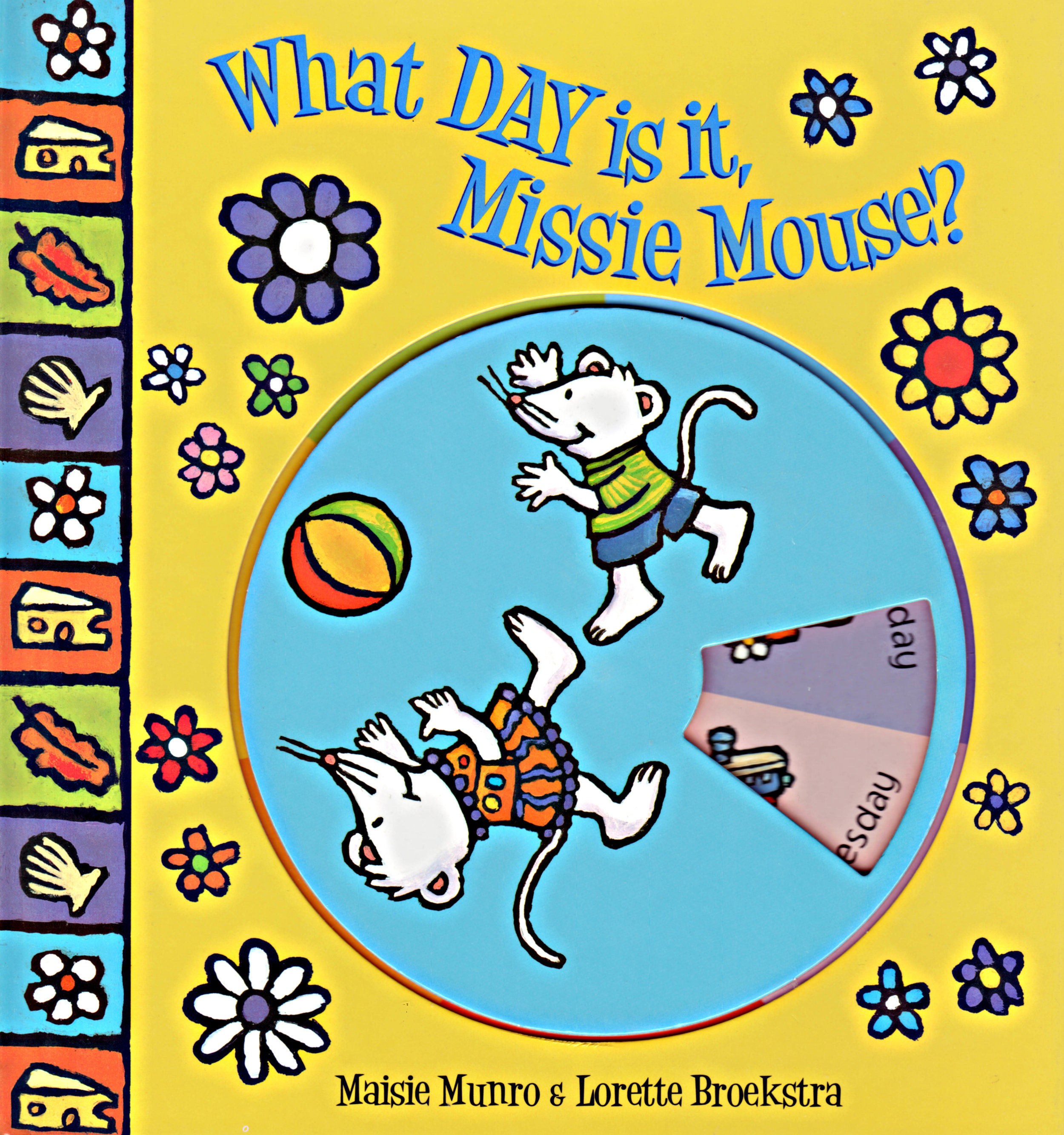 What Day is it Missie Mouse?