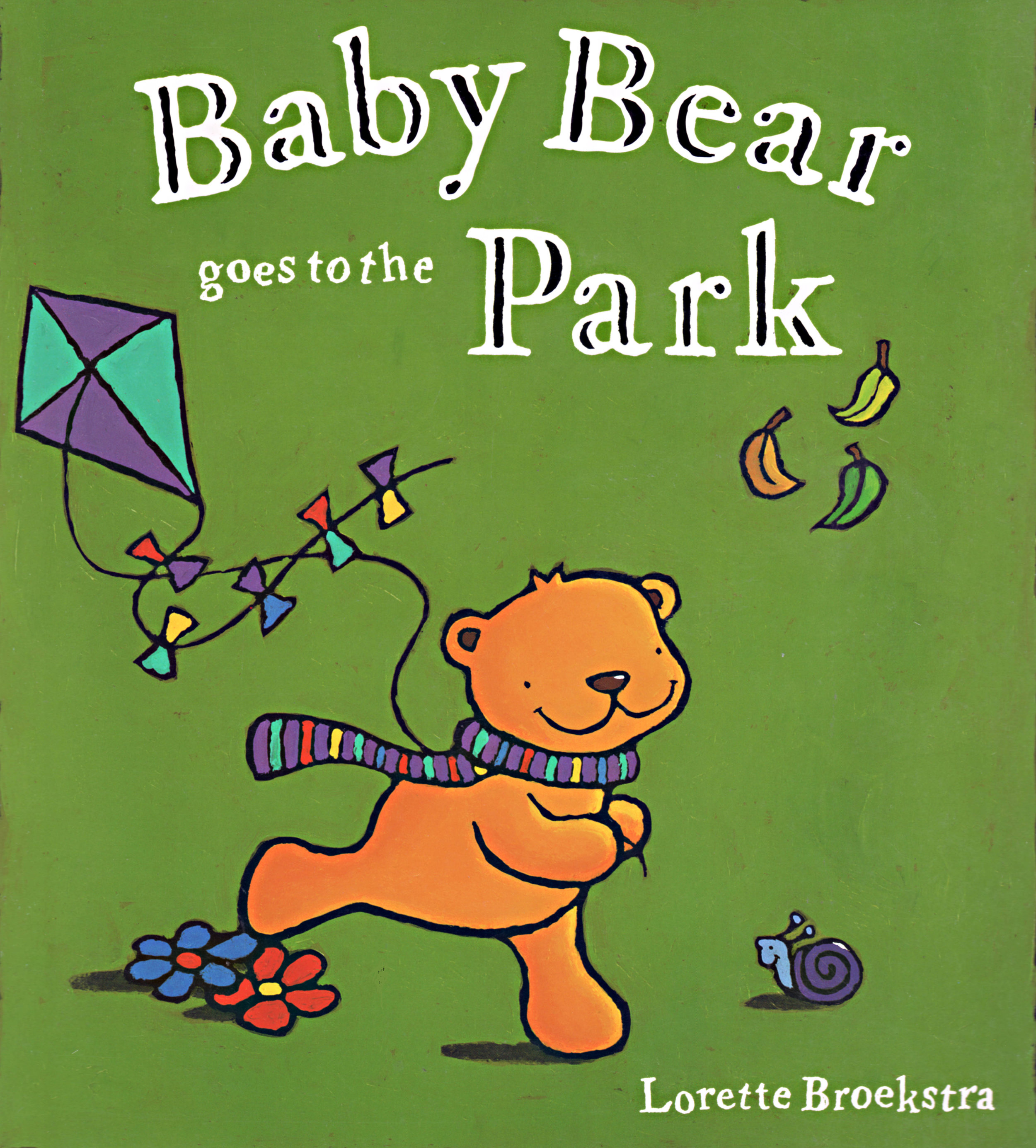 Baby Bear goes to the Park