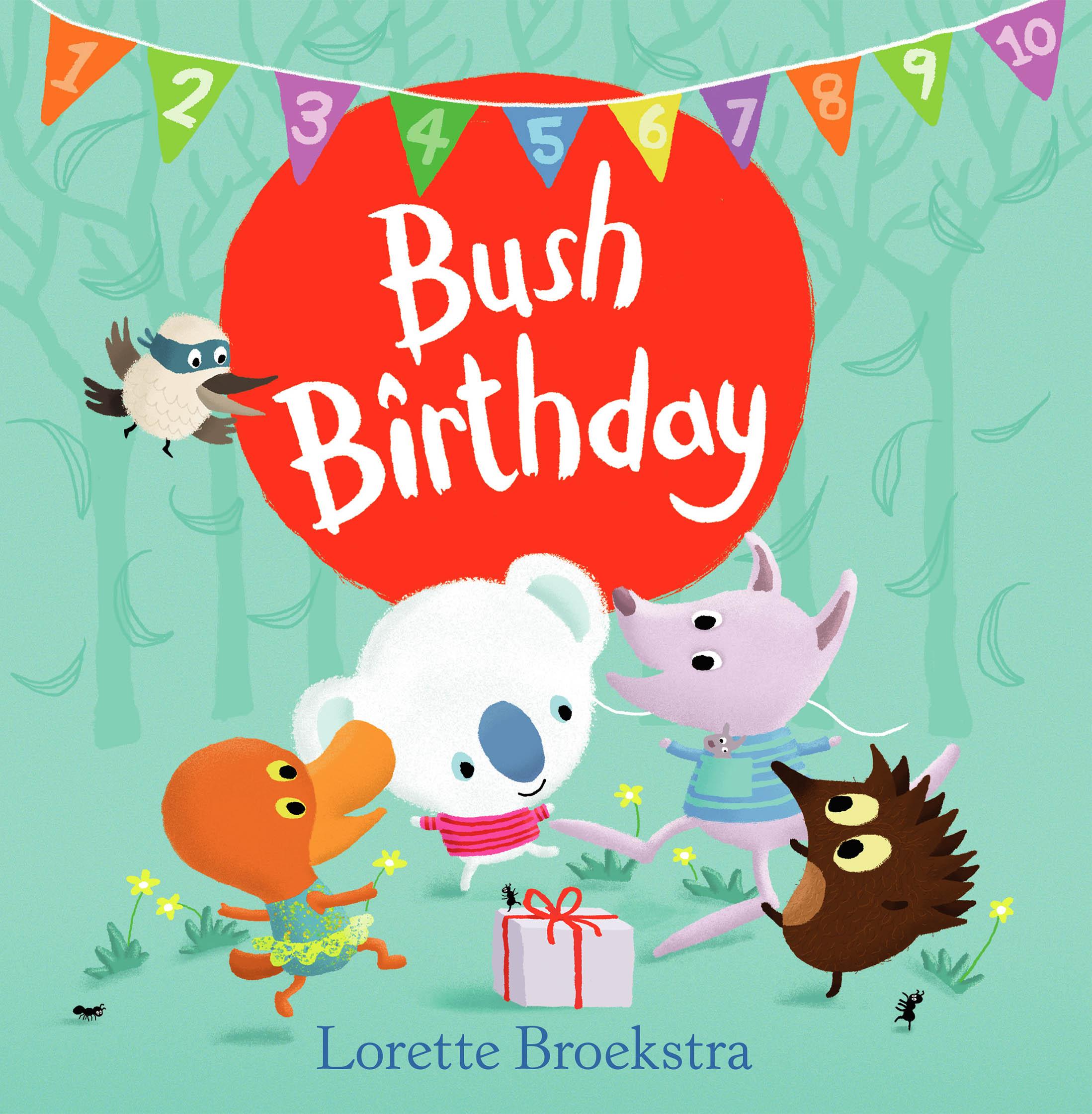 Bush Birthday