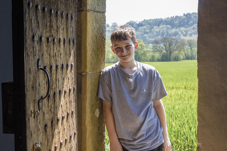Matthew at Langley Chapel May 6 2018.jpg