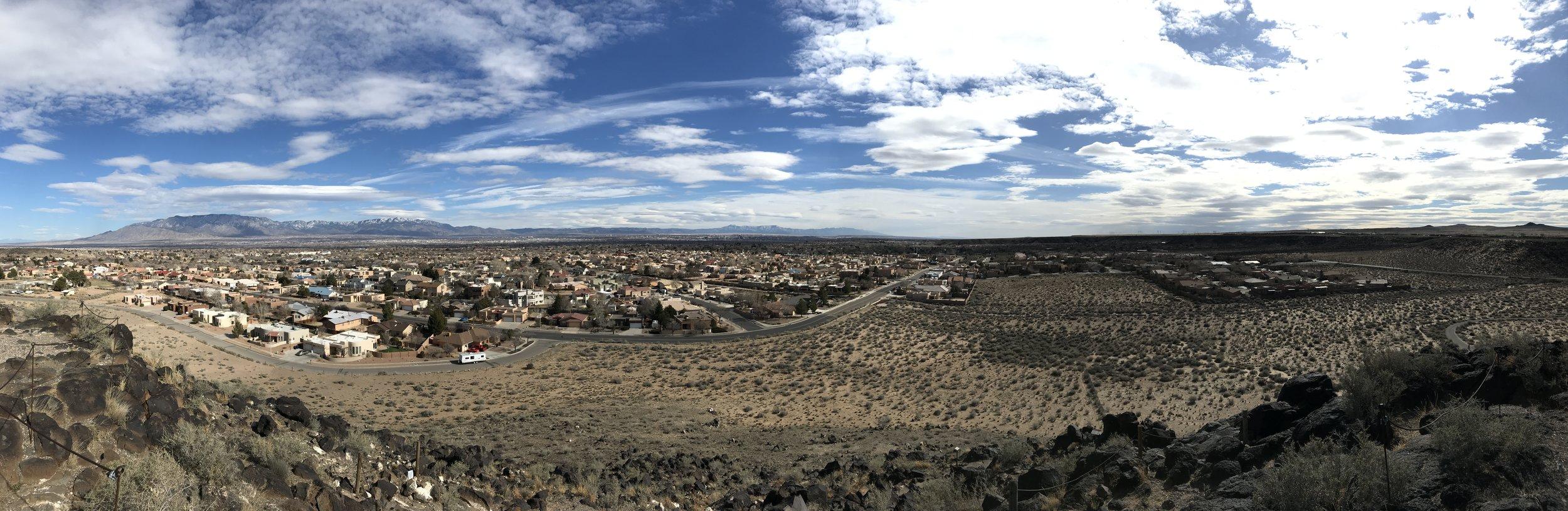 Boca Negra Canyon - Albuquerque