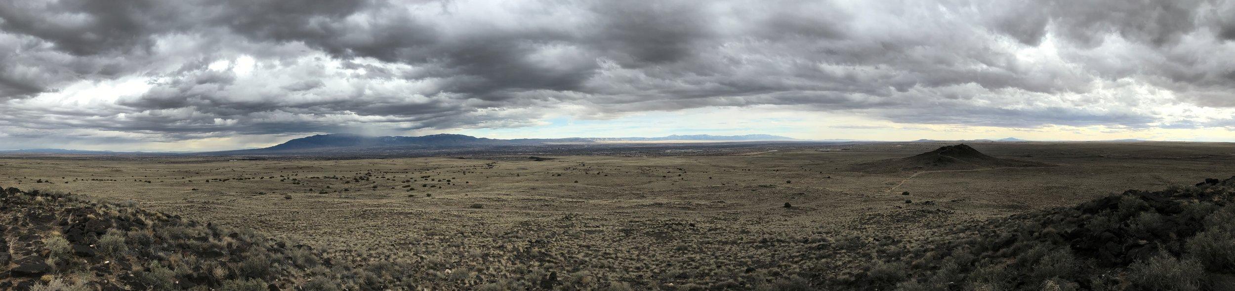 Volcanoes Hike