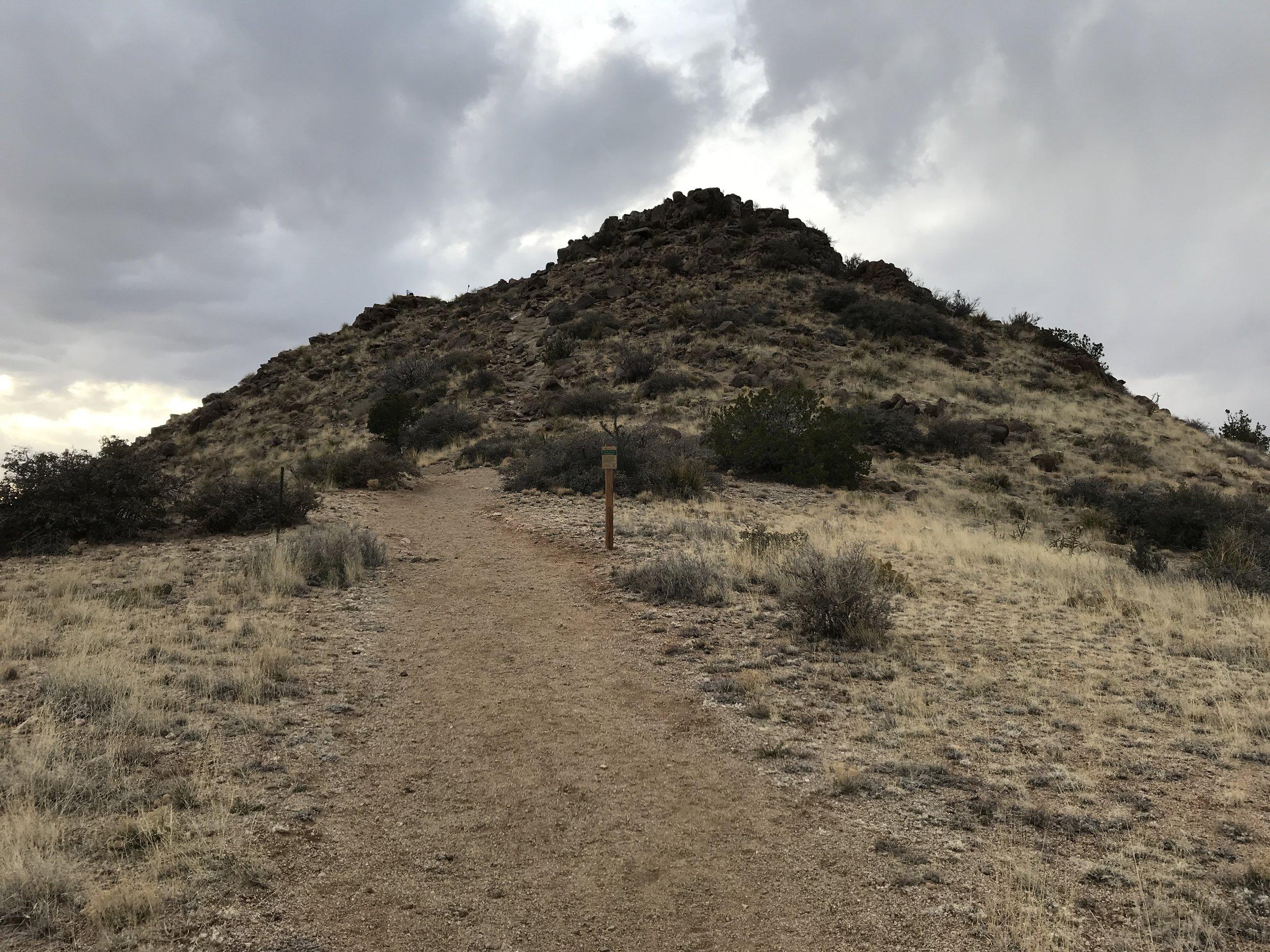 Copper Trailhead - U-Mound