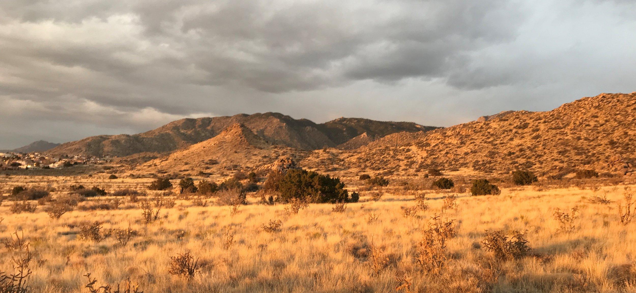 Copper Trailhead