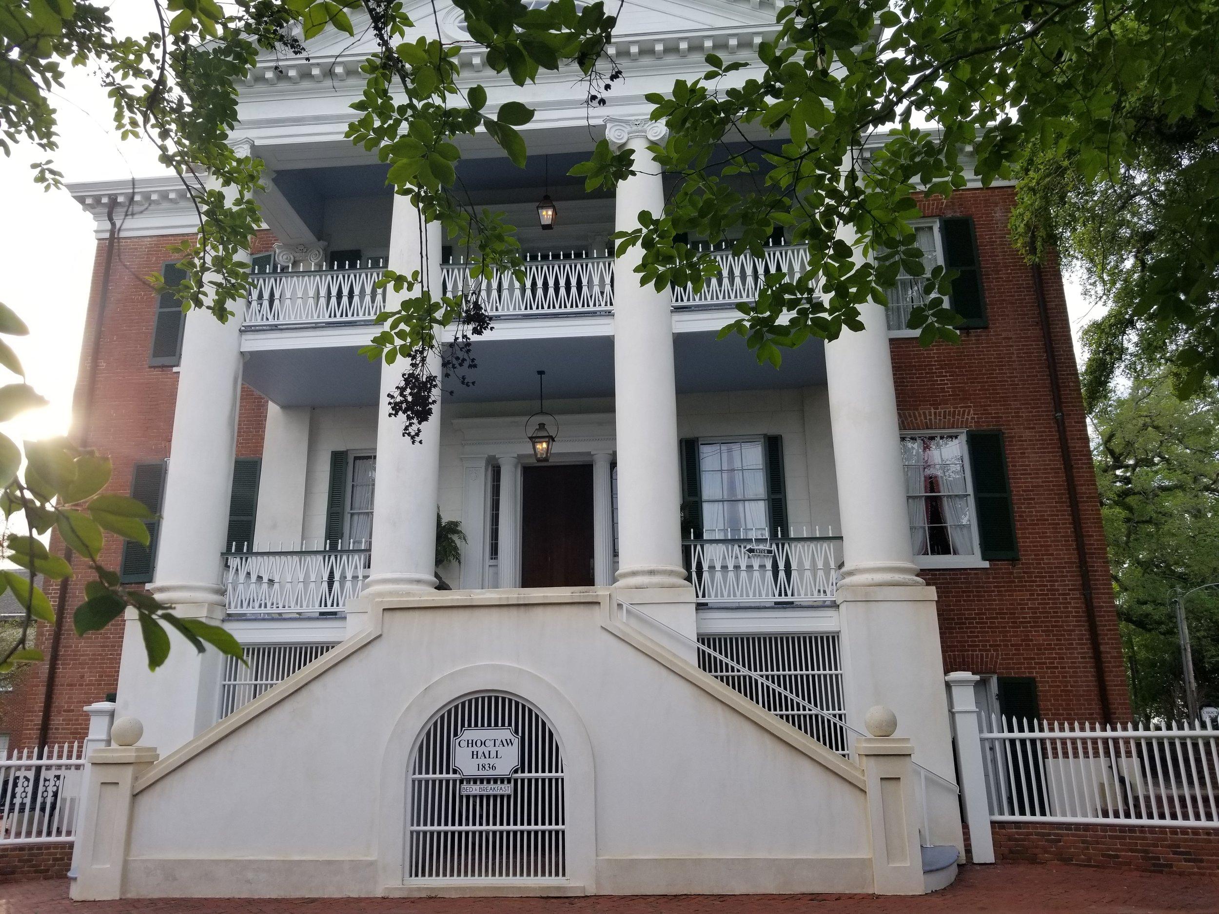 Choctaw Hall - 1836