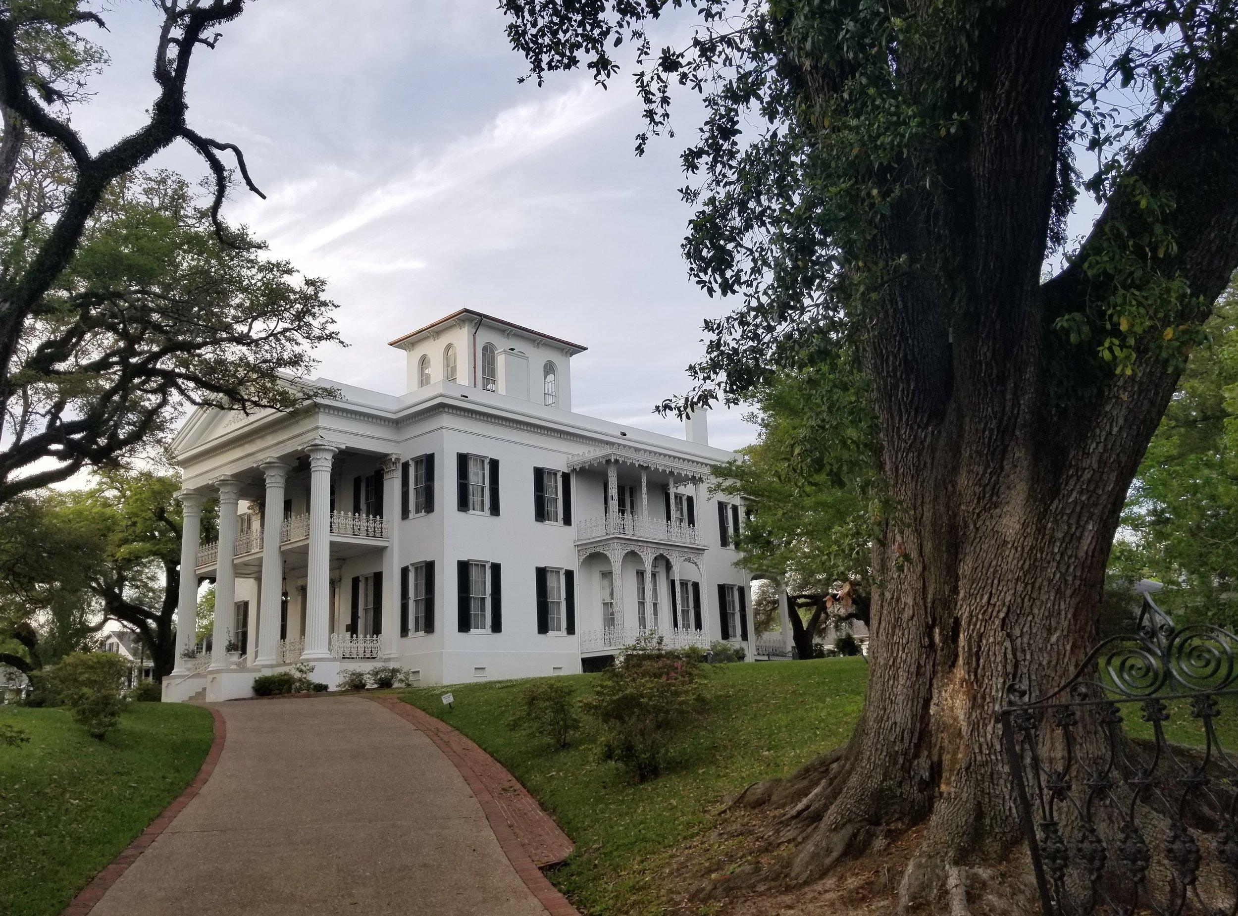 Stanton Hall - 1857