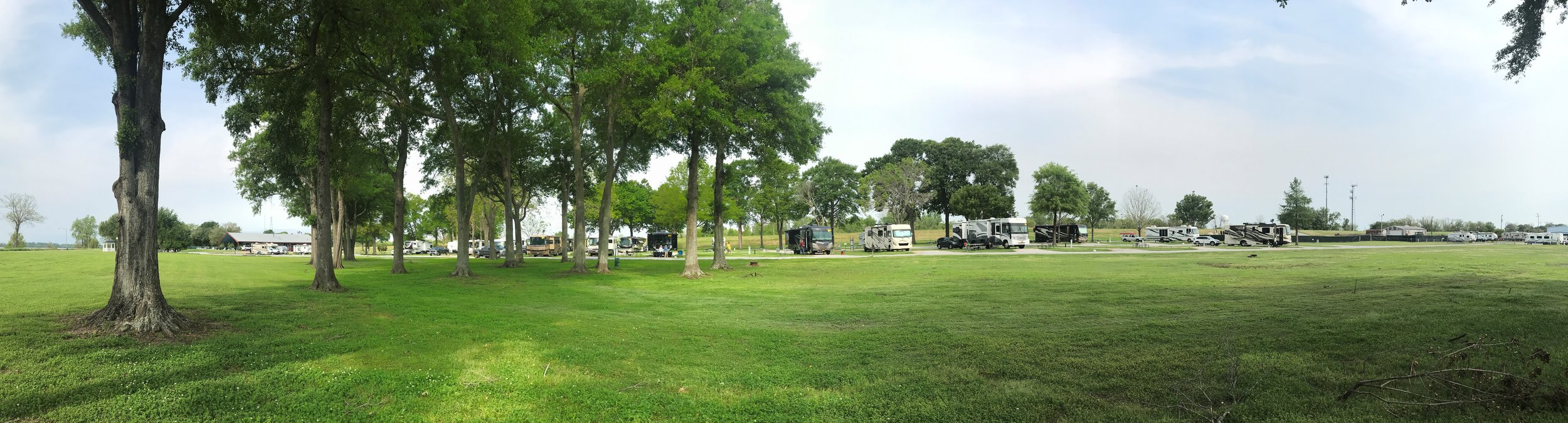 We give Riverview RV Park two thumbs up