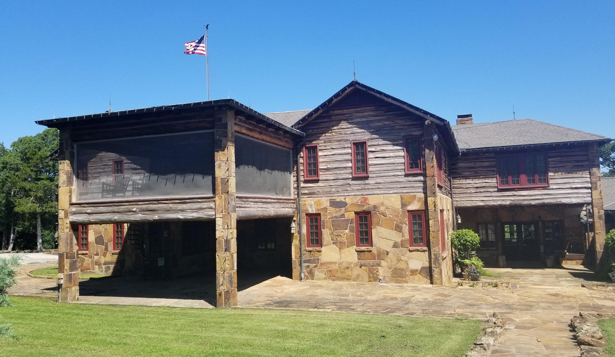 Frank Phillips' Lodge