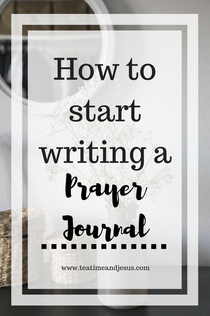 Writing a prayer journal is a great way to keep a record of your prayers. It's so easy and only requires a journal and a pen/pencil. Don't know where to start? Read More to get a detailed guide on what to write and how to write it!