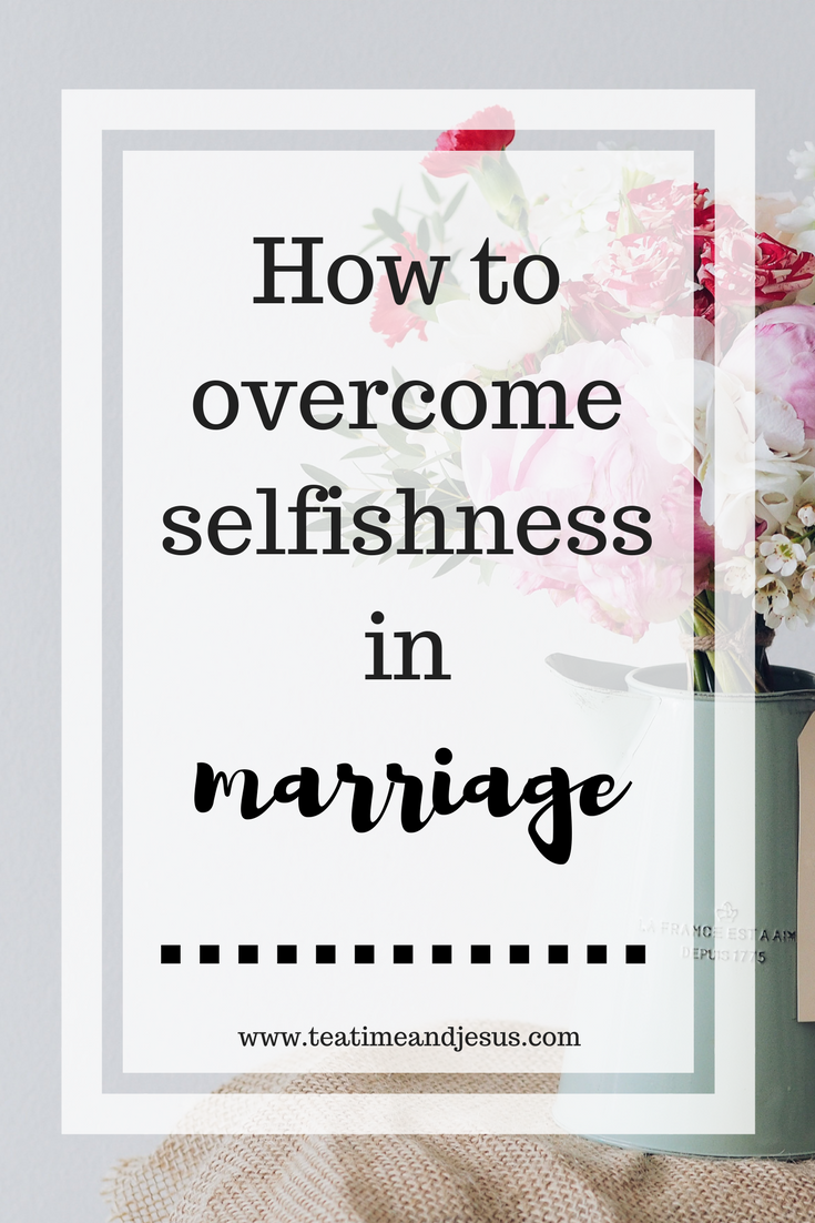 """As an engaged couple, you often are showered with solicited and unsolicited advice. One of the best pieces of advice I was ever told was """"Selfishness is the Enemy"""". I have learned that statement to be so true within my marriage. Find out why selfishness is the enemy and how you can overcome it."""