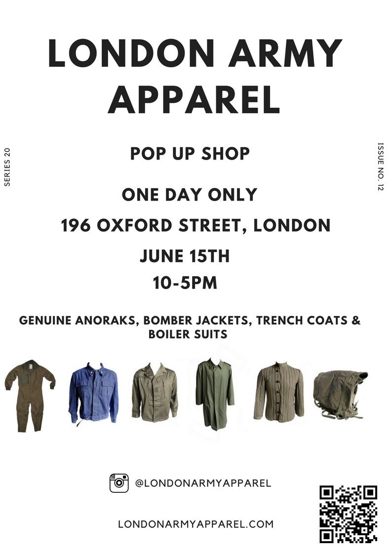 Oxford Street Pop up poster londonarmyapparel(com).jpg