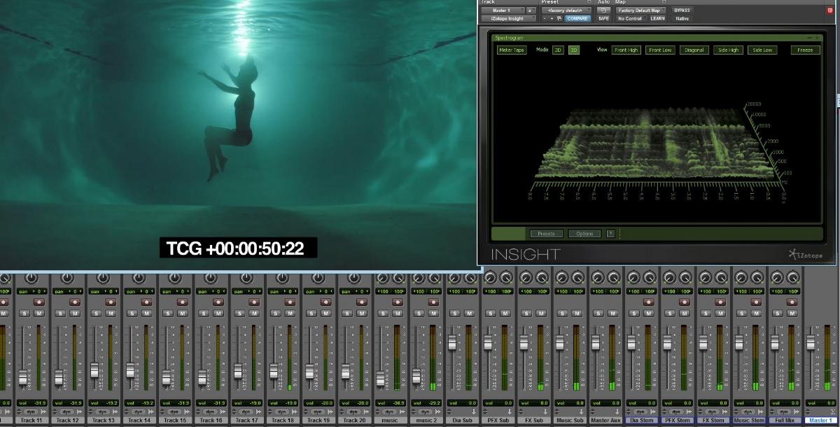 """Cabel Adkins Audio """"Night Swim"""" Copyright 2014"""