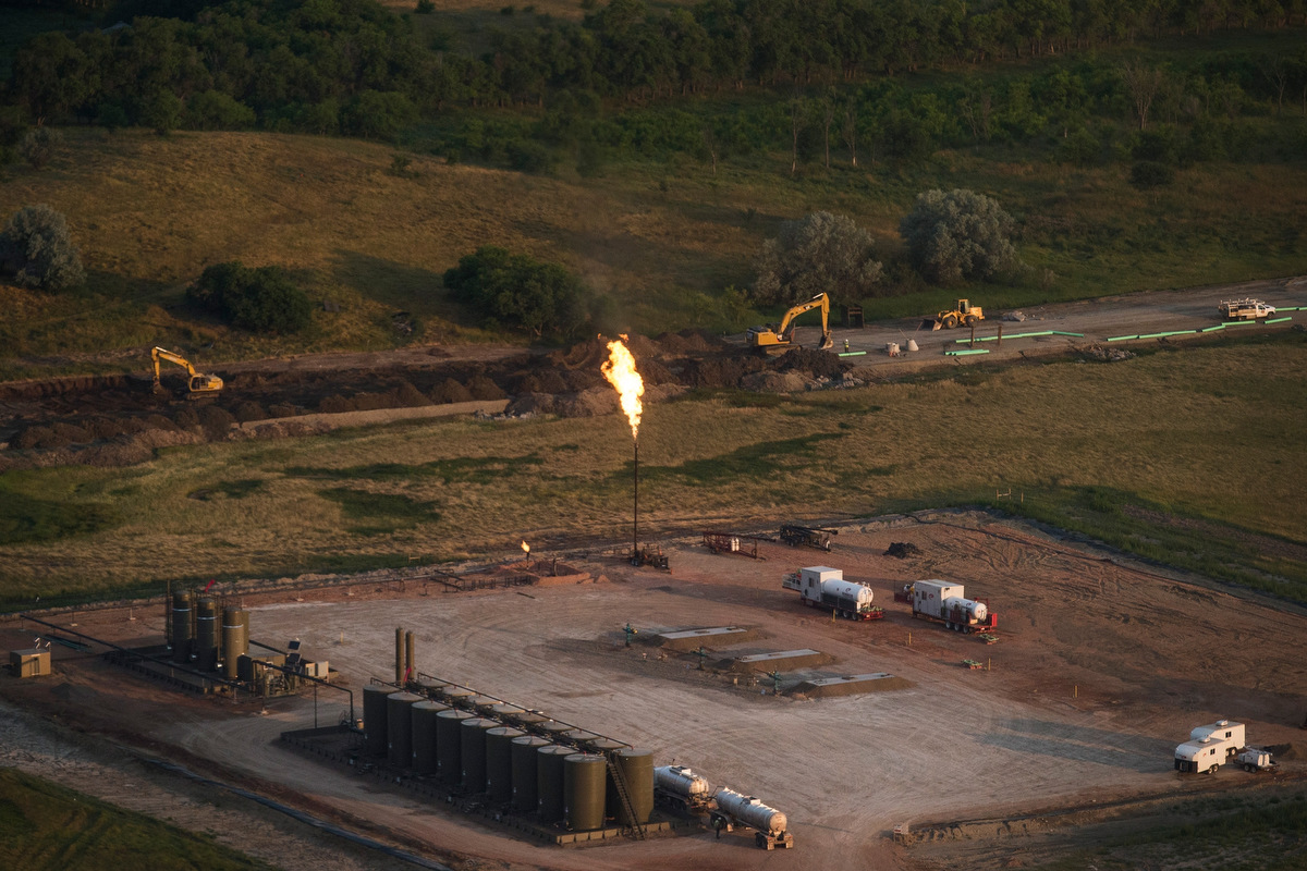 BgtL's Compact Solutions Can Be Economical Even at Remote and Low Volume Flaring Sites