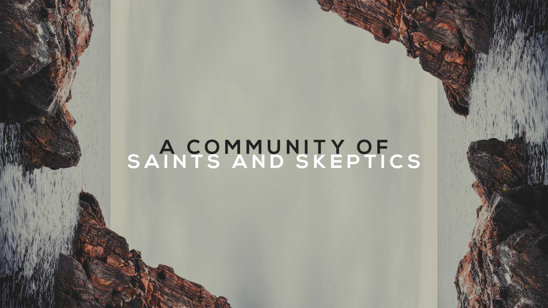 Cell Group Guide - A Community of Saints And Skeptics