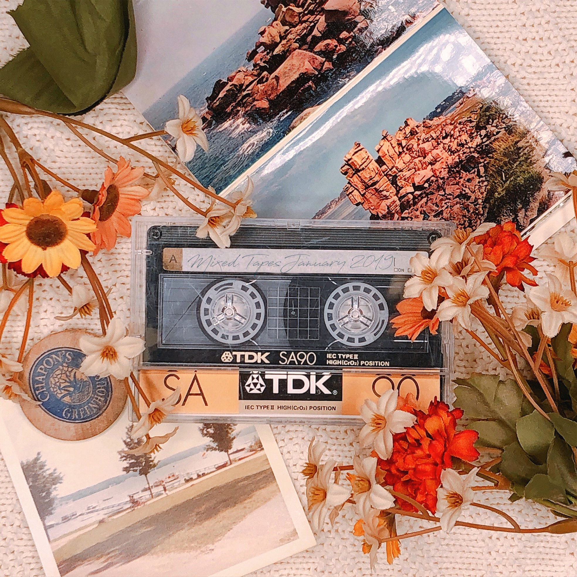 MIXED TAPES: SONGSFOR JANUARY -