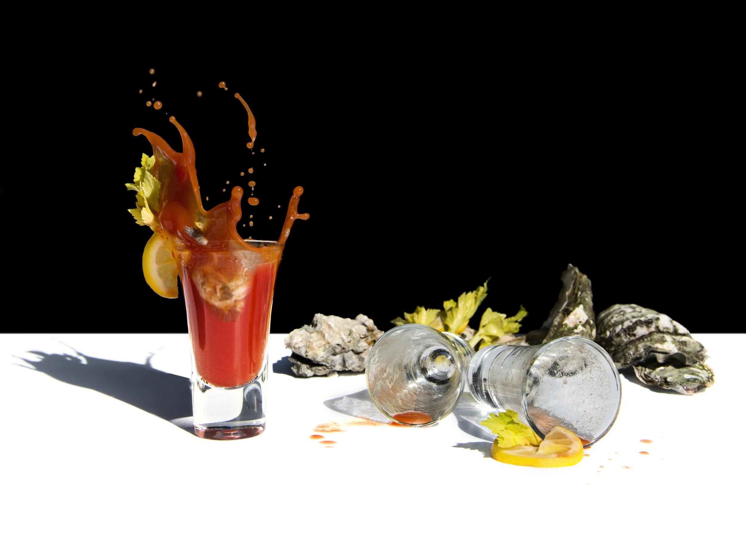 Oyster Shot