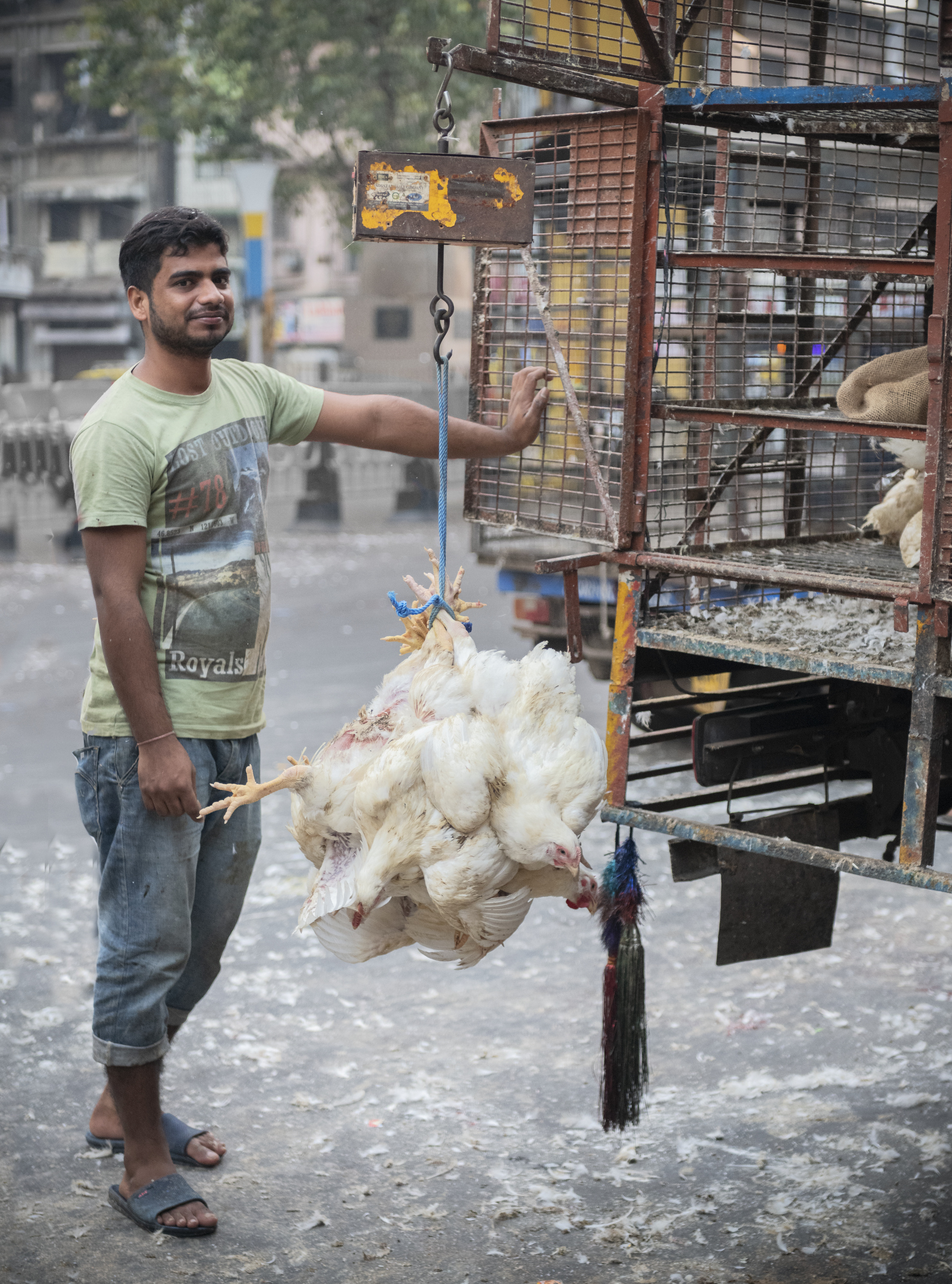 Mumbai  The Broiler