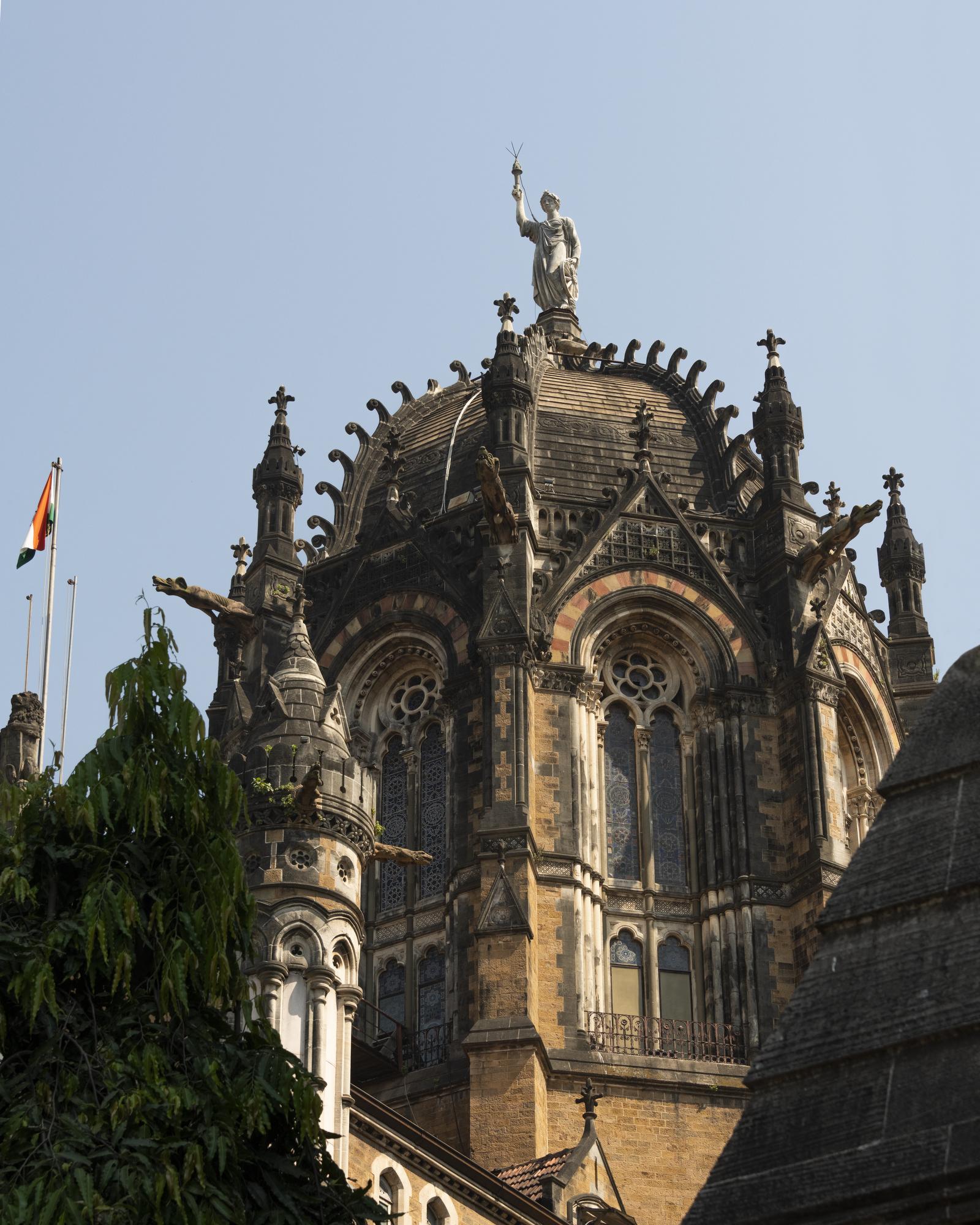 Mumbai Victoria Terminus