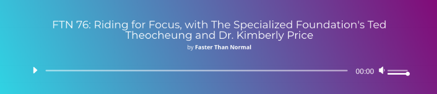 Peter Shankman, Founder and author of Faster than Normal, the #1 ADHD Podcast, interviews Ted Theocheung and Kimberly Price.