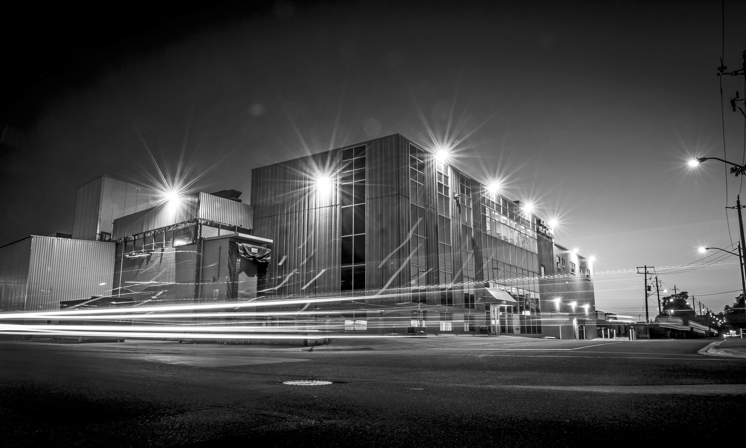 Industrial building in Rockcliffe-Smythe neighbourhood