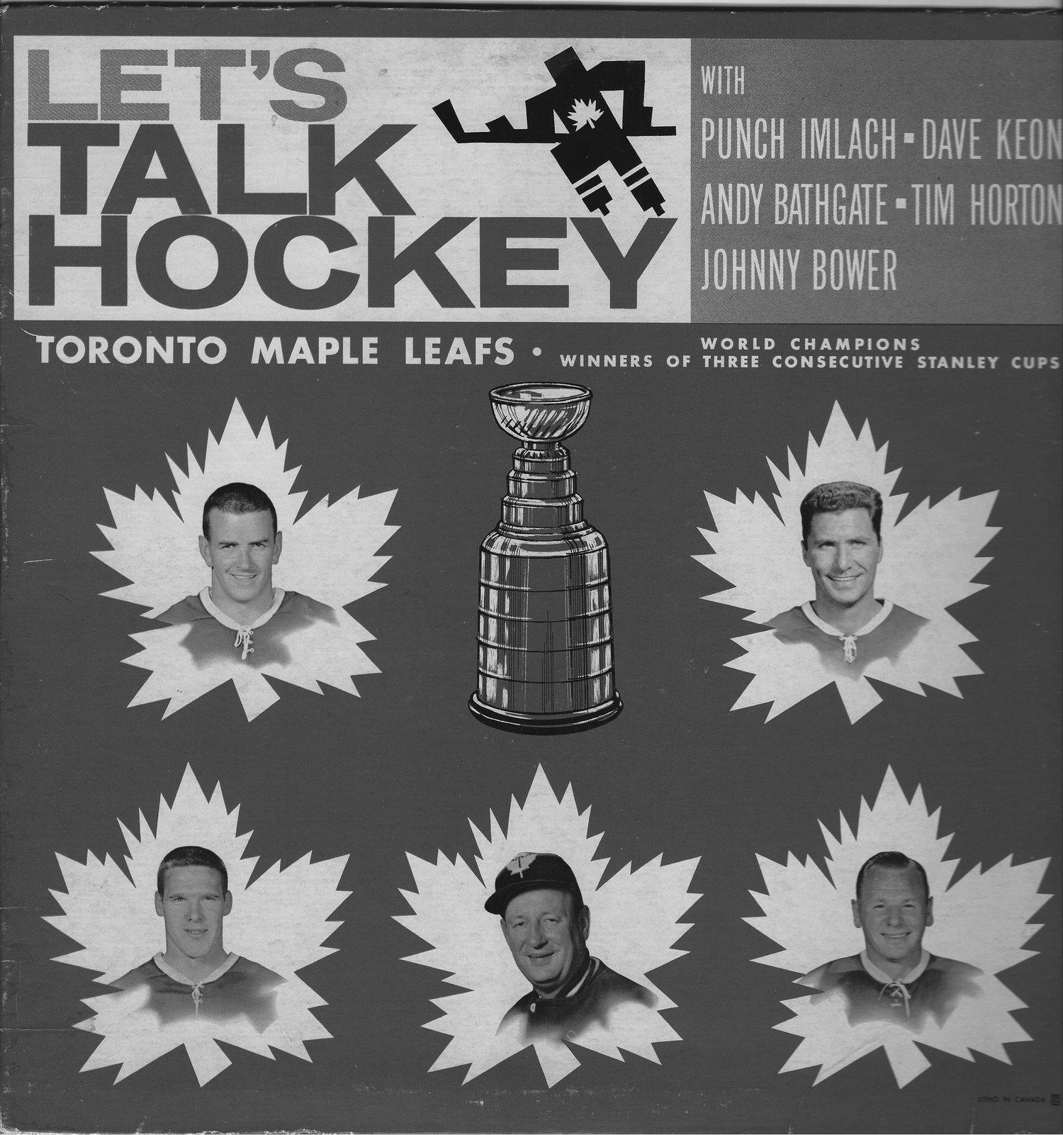 Let's Talk Hockey poster