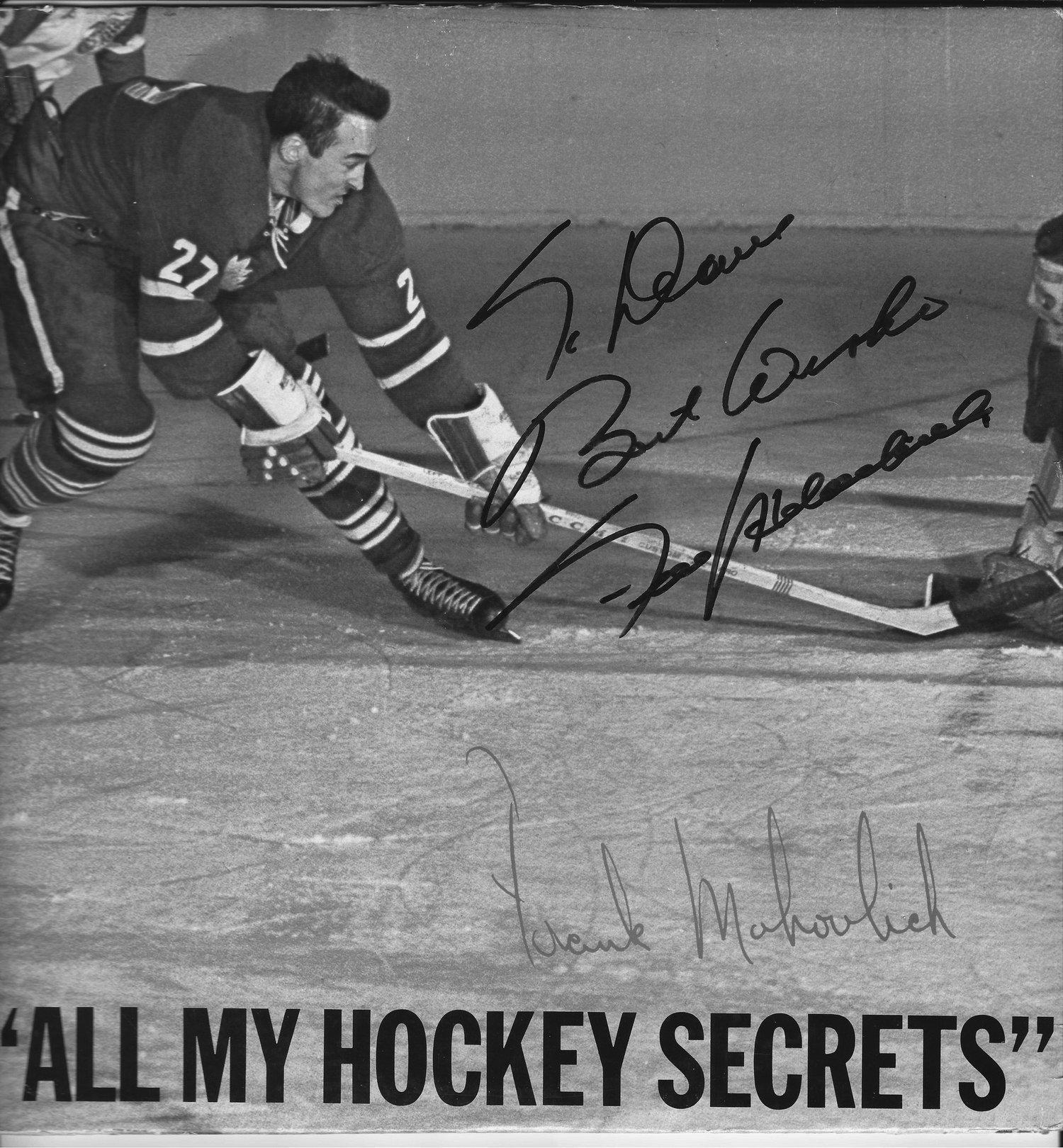 All My Hockey Secrets