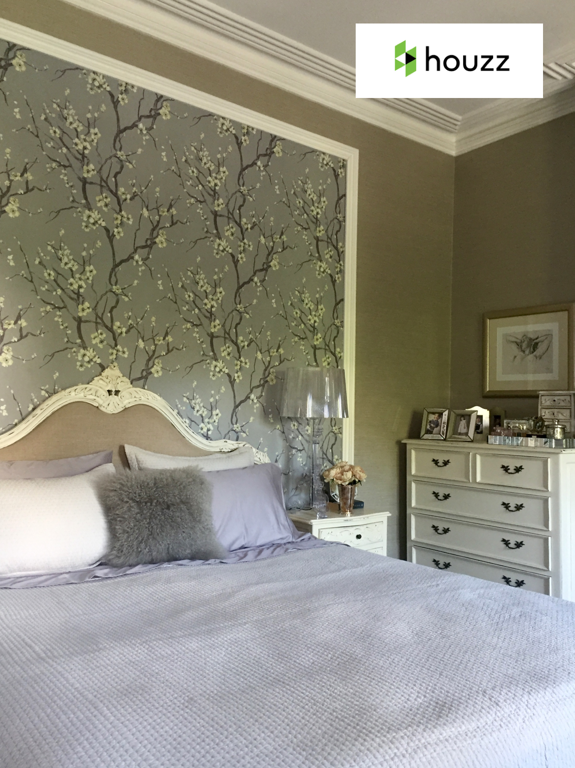 HOUZZ  - September 2016  Mural Wallpapers are Back in Focus