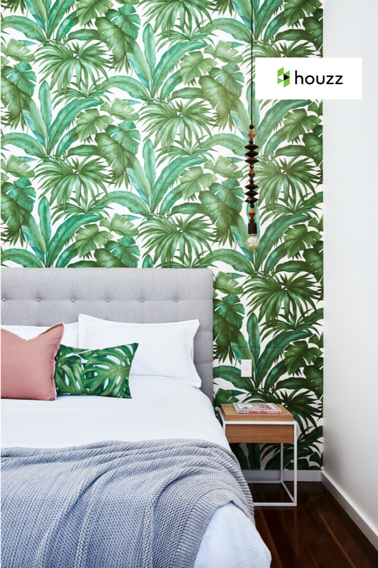 HOUZZ  - February 2019  Best of the Week: 35 Refreshing Colour Schemes for Bedrooms