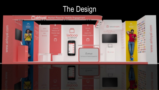Airloyal @ Ad-Tech 2015 - Designed the flow of information in the kiosk to maximize the impact on visitors. This also involved copywriting under severe space constraints.#ContentDesign #Copywriting #UXClick here for case study.