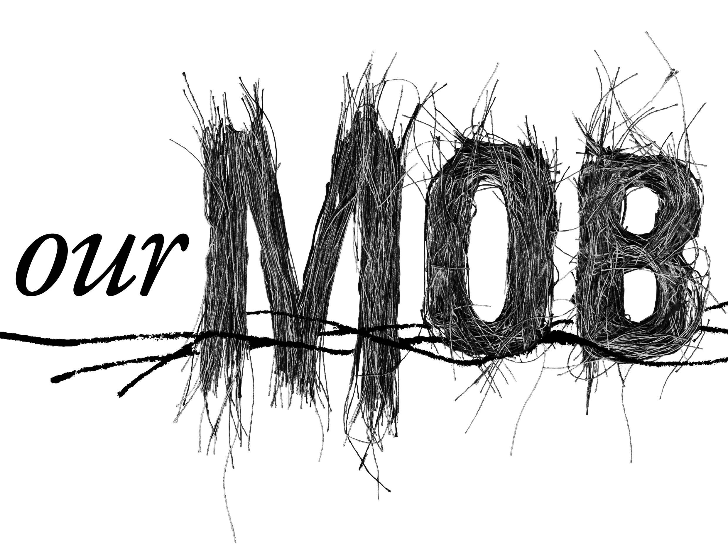 Logo - Our Mob (grey generic) - Our Mob 2017 (81001).JPG