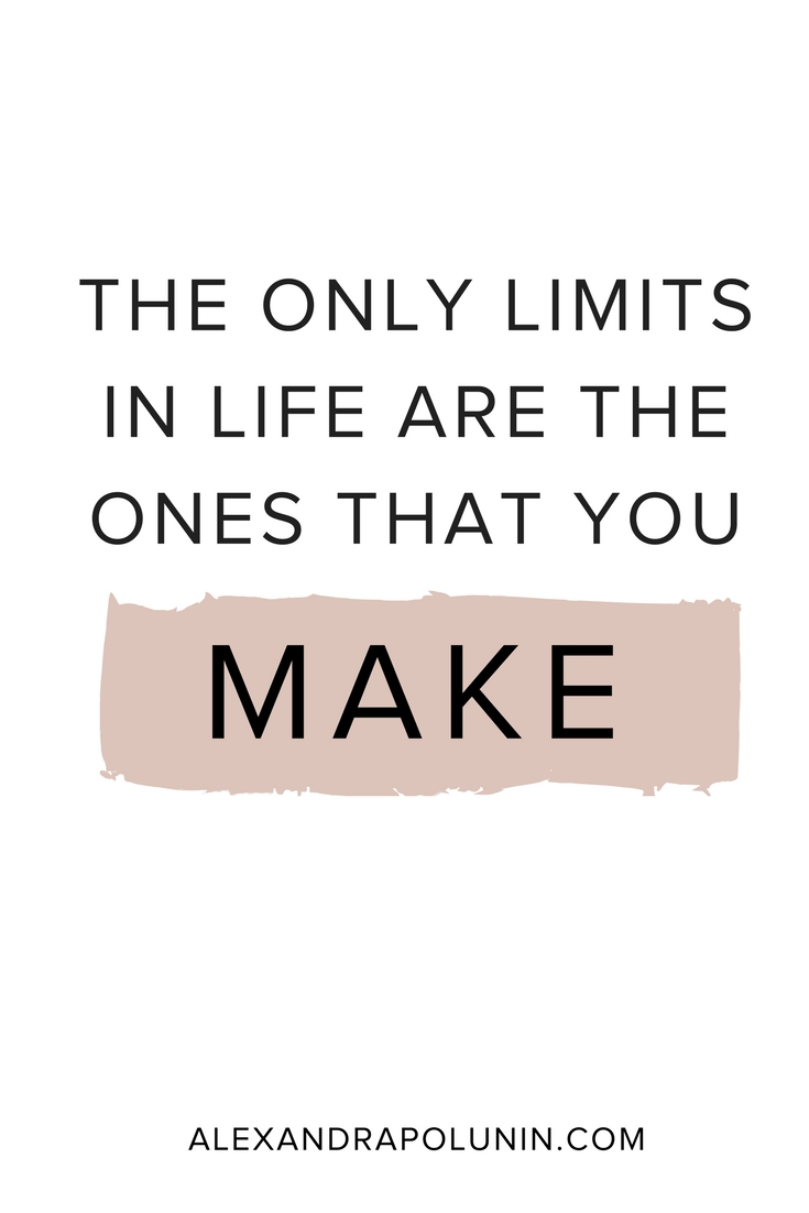 The only limits in life.jpg