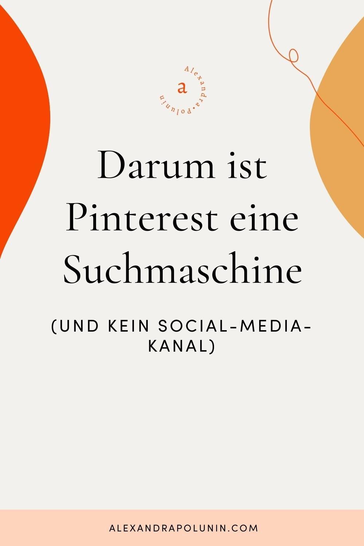 Pinterest SEO – Warum Pinterest eine Suchmaschine ist und kein ...