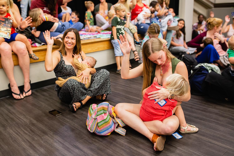 Breastfeeding Mothers in SWFL