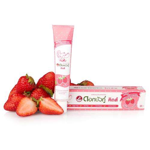 Dokbuaku_Strawberry_Flavor_Kid_Toothpaste.png