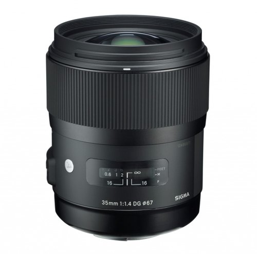 """Sigma Art 35mm f/1.4 DG HSM (Nikon Mount)   I'm a big fan of the Sigma Art lenses, and this 35mm is an awesome """"tool"""" to have in my camerabag."""