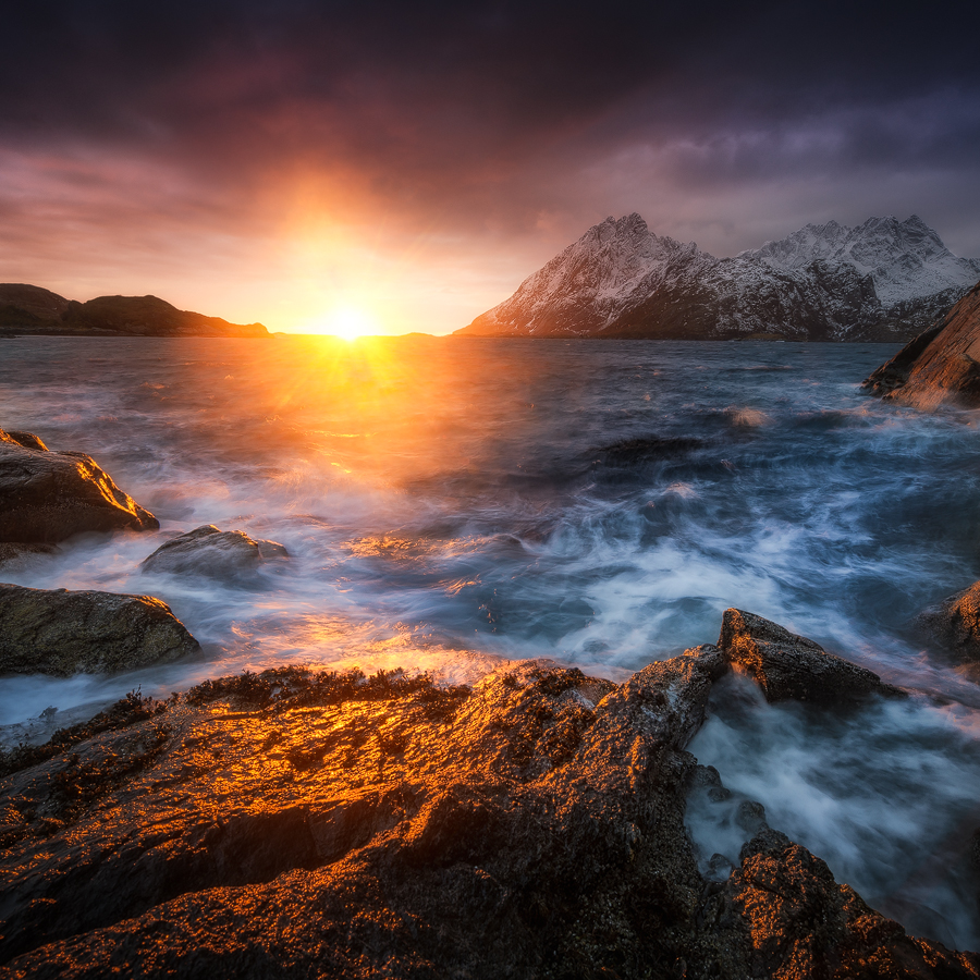 LOFOTEN - Return Of The Sun   Price: 2990 EURO Dates: January 19-26th 2018 Guides: Arild Heitmann Availability: FILLING FAST