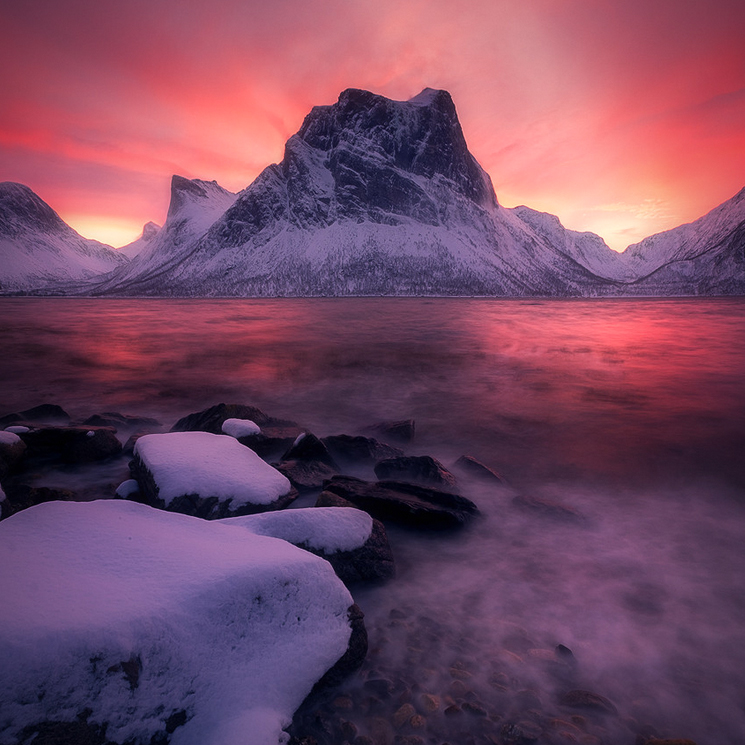 SENJA & LYNGEN - Pristine Winter   Price: 3290 EURO Dates: February 16-23rd 2018 Guides: Arild Heitmann & Ryan Dyar Availability: FILLING FAST