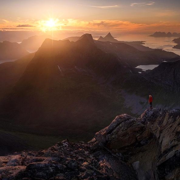 NORWAY - The Misty Mountains    Price: 1990 EURO Dates: July 15-21st 2018 Guides: Arild Heitmann Availability: 3 SEATS AVAILABLE