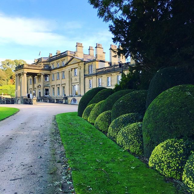 The beautiful Broughton Hall Estate is looking stunning as we begin to install our marquees for Yorkshire's largest dedicated children's literature festival!! The Broughton Hall Children's Literature Festival opens this Friday!! It looks like it's going to be a lovely weekend so make sure to bring a picnic and enjoy the opportunity to explore the amazing grounds! We can't wait to see you there 🎪📚🎪