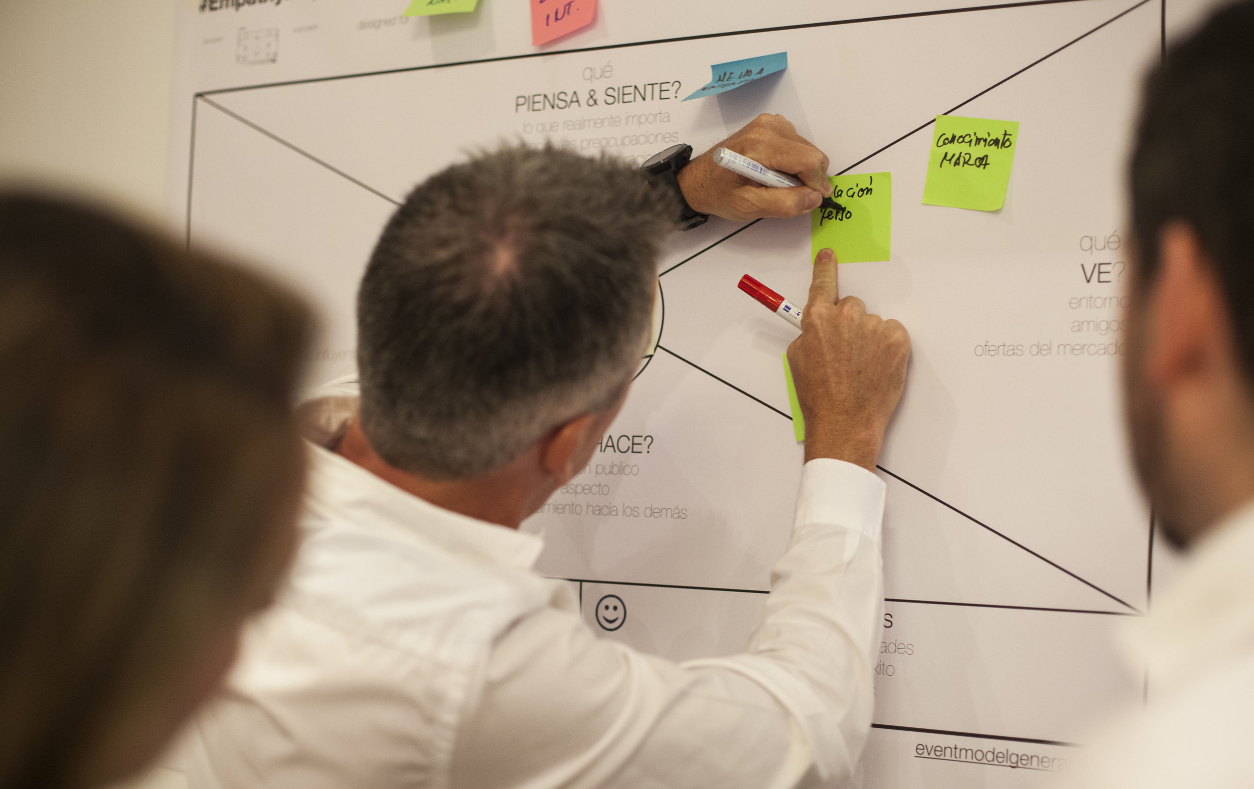Dealing with work strategically - With the right environment and team dynamics in place, teams will be ready to tackle their work in a more strategic way. Whether finding the definition of the company vision, planning major initiatives or performing any other task along the way, they will improve their work step by step.