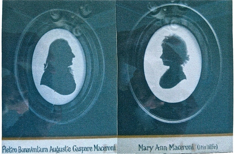 Copy of Pietro and Mary Ann Macirone