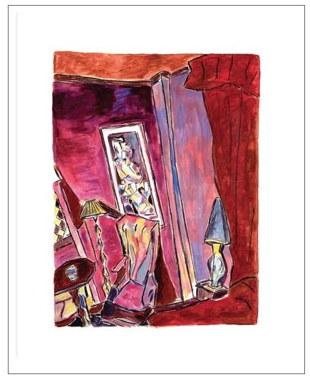 Bragg apartment, New York City, Bob Dylan