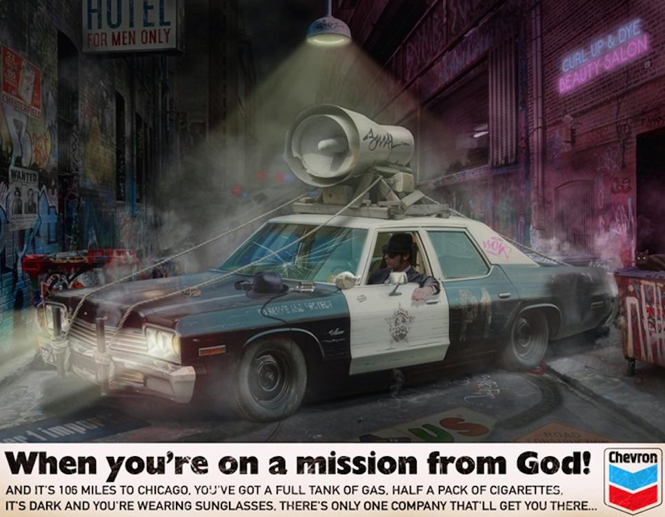 Mission from God, JJ Adams
