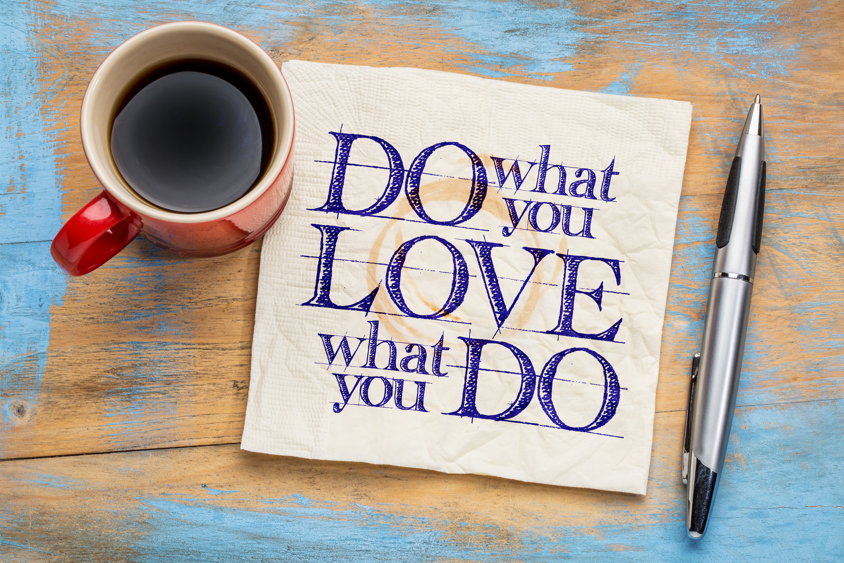 How to turn your passion and talent into your dream job