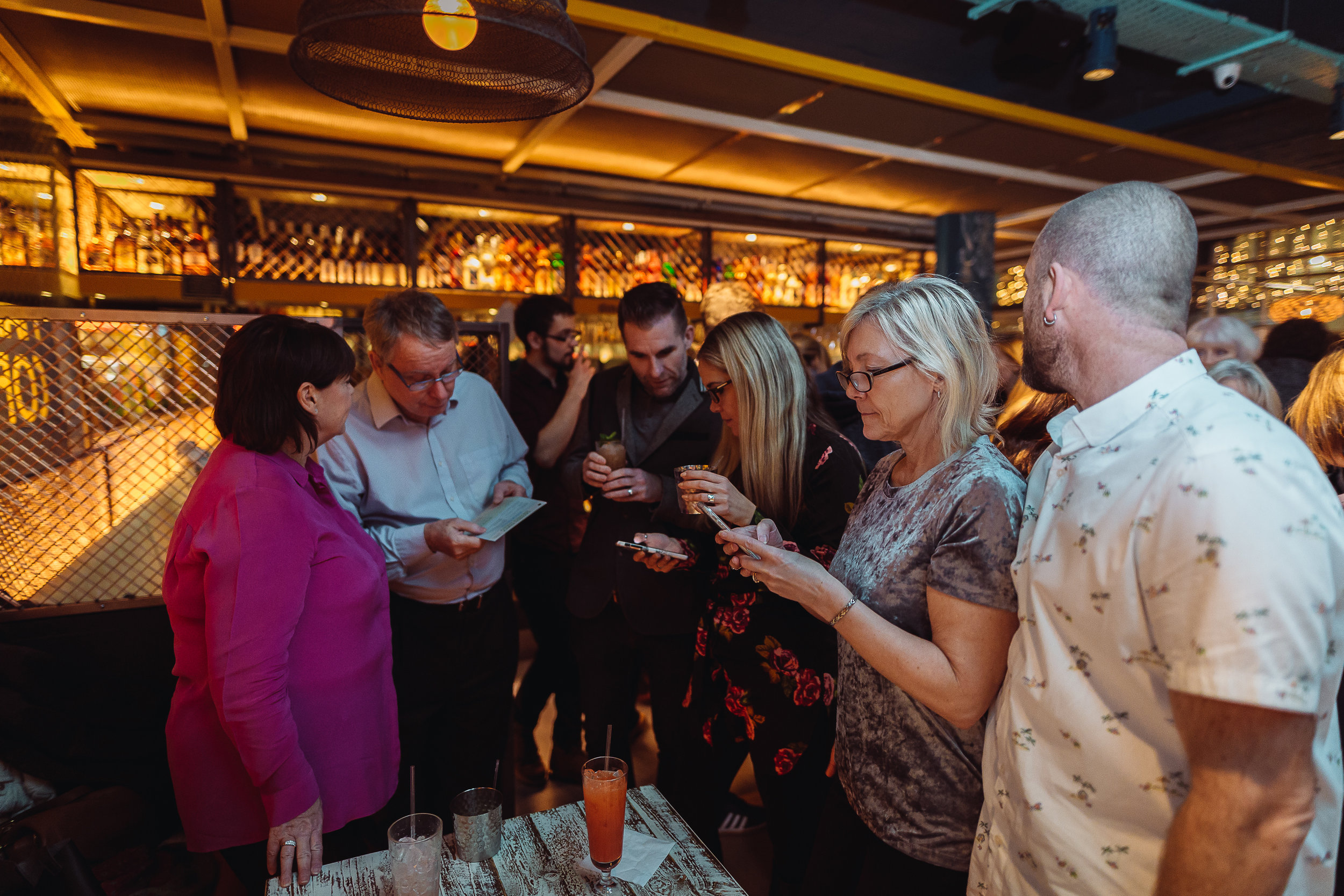 The Winchester Bloggers family certainly enjoyed Winchester's latest bar/restaurant