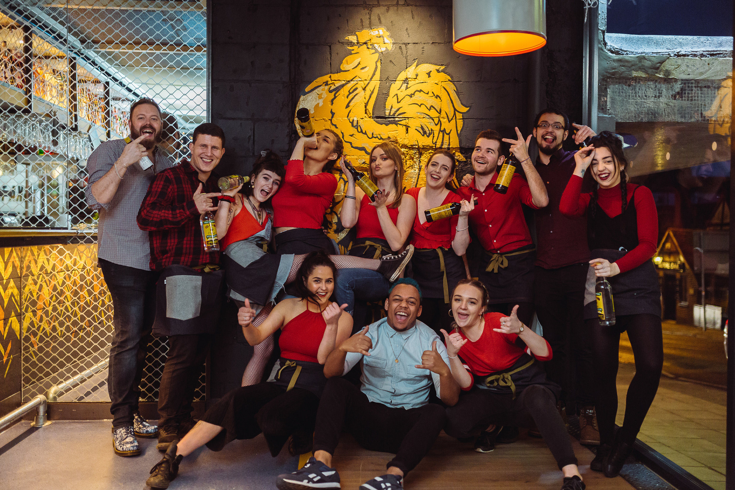 A great team of people has been assembled for Turtle Bay Winchester