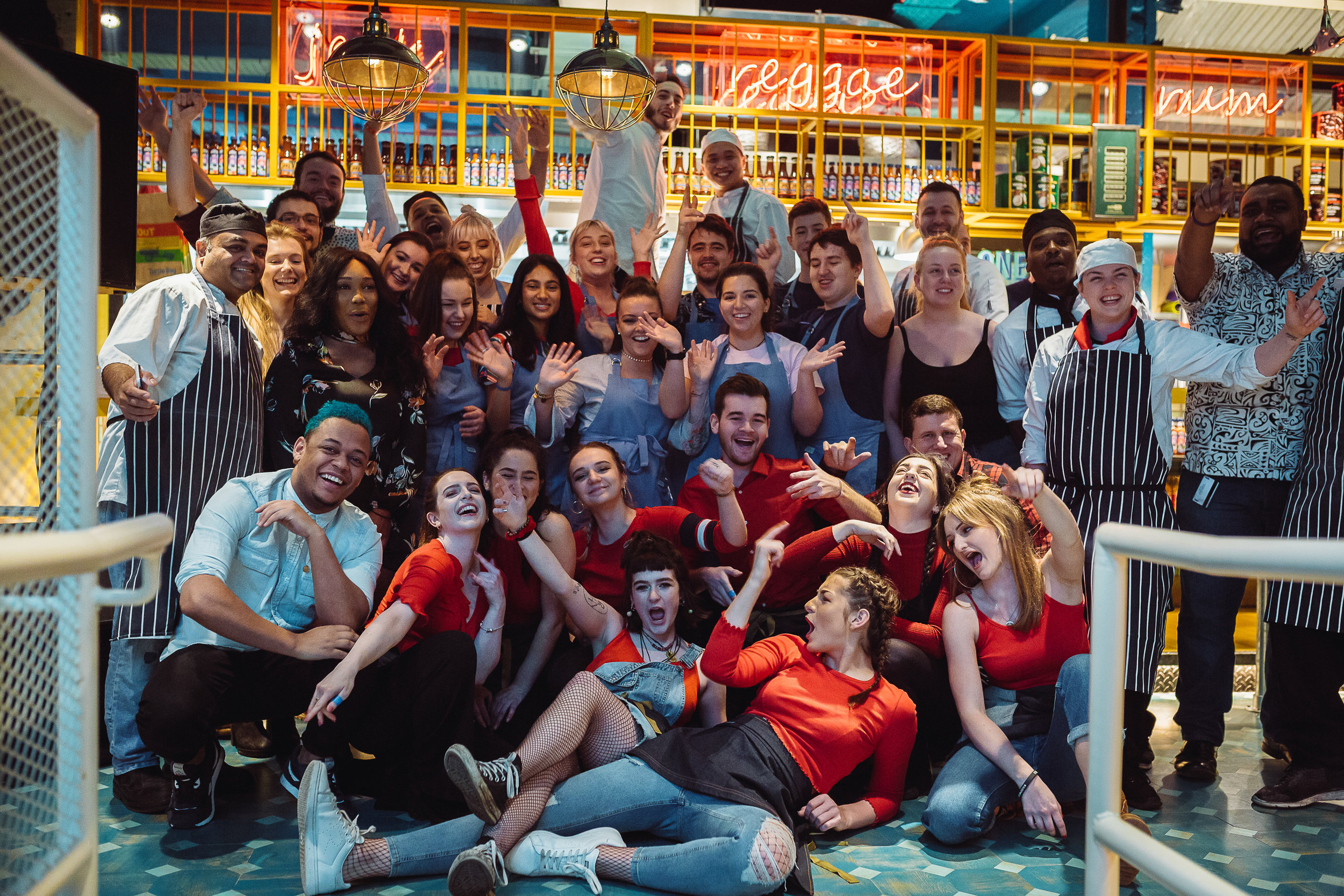 A great team will welcome you to Turtle Bay Winchester