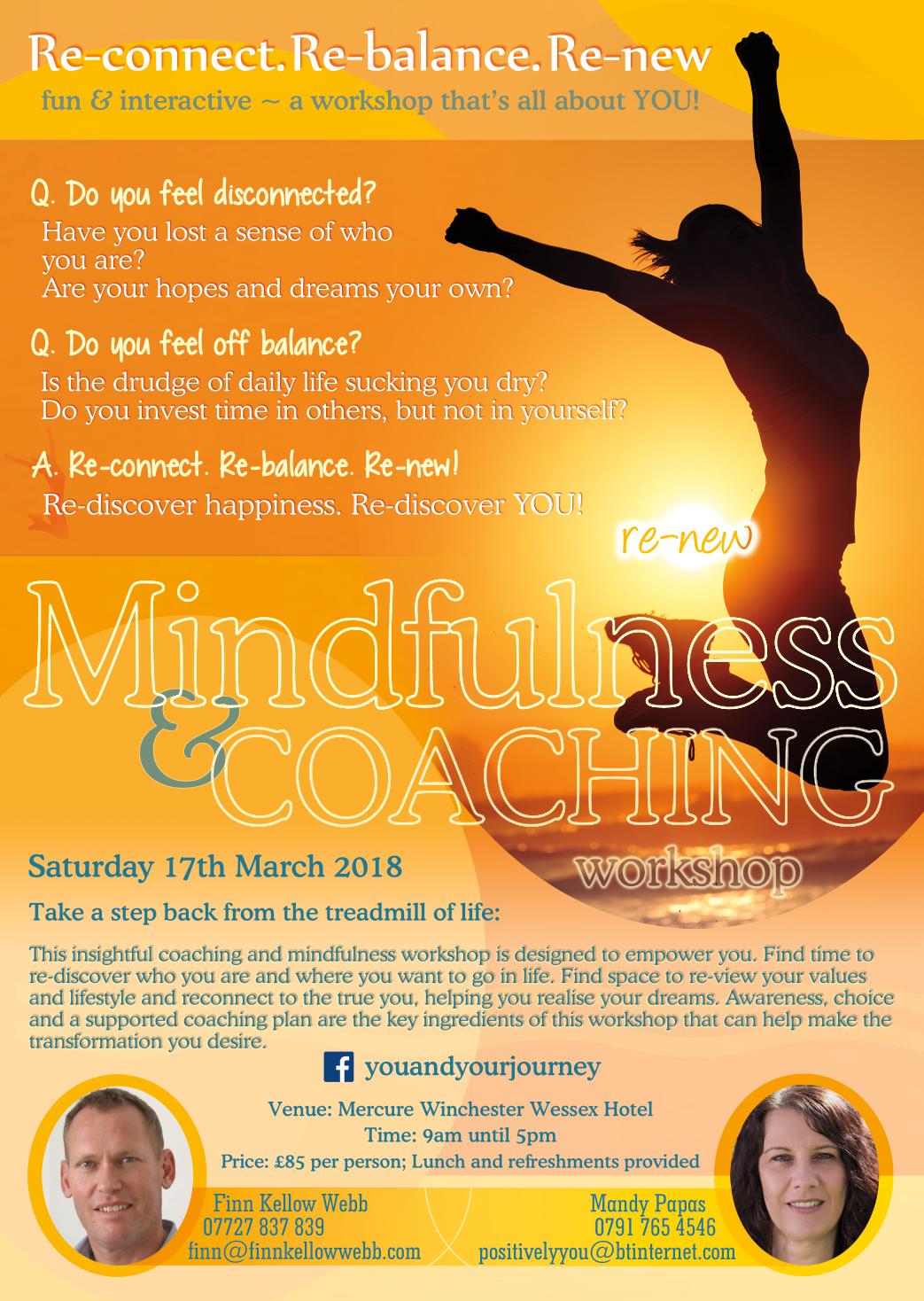 Mindfulness & Coaching day