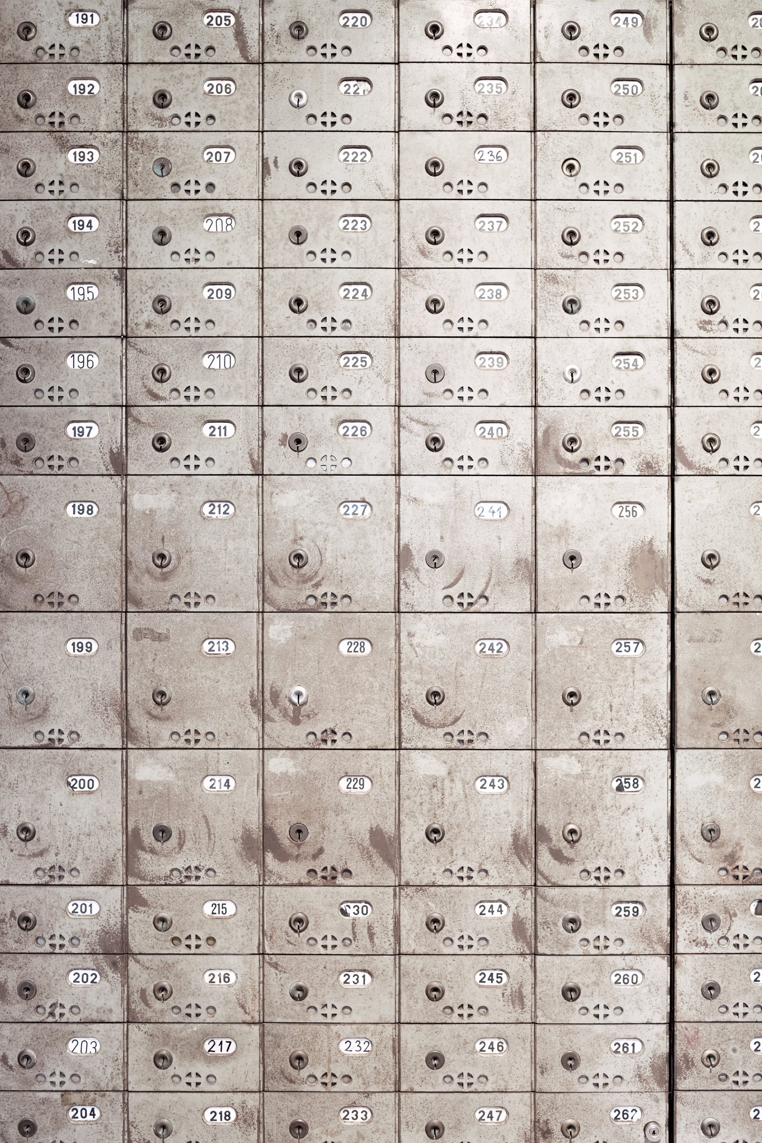 Where and how will you be storing your clients details?
