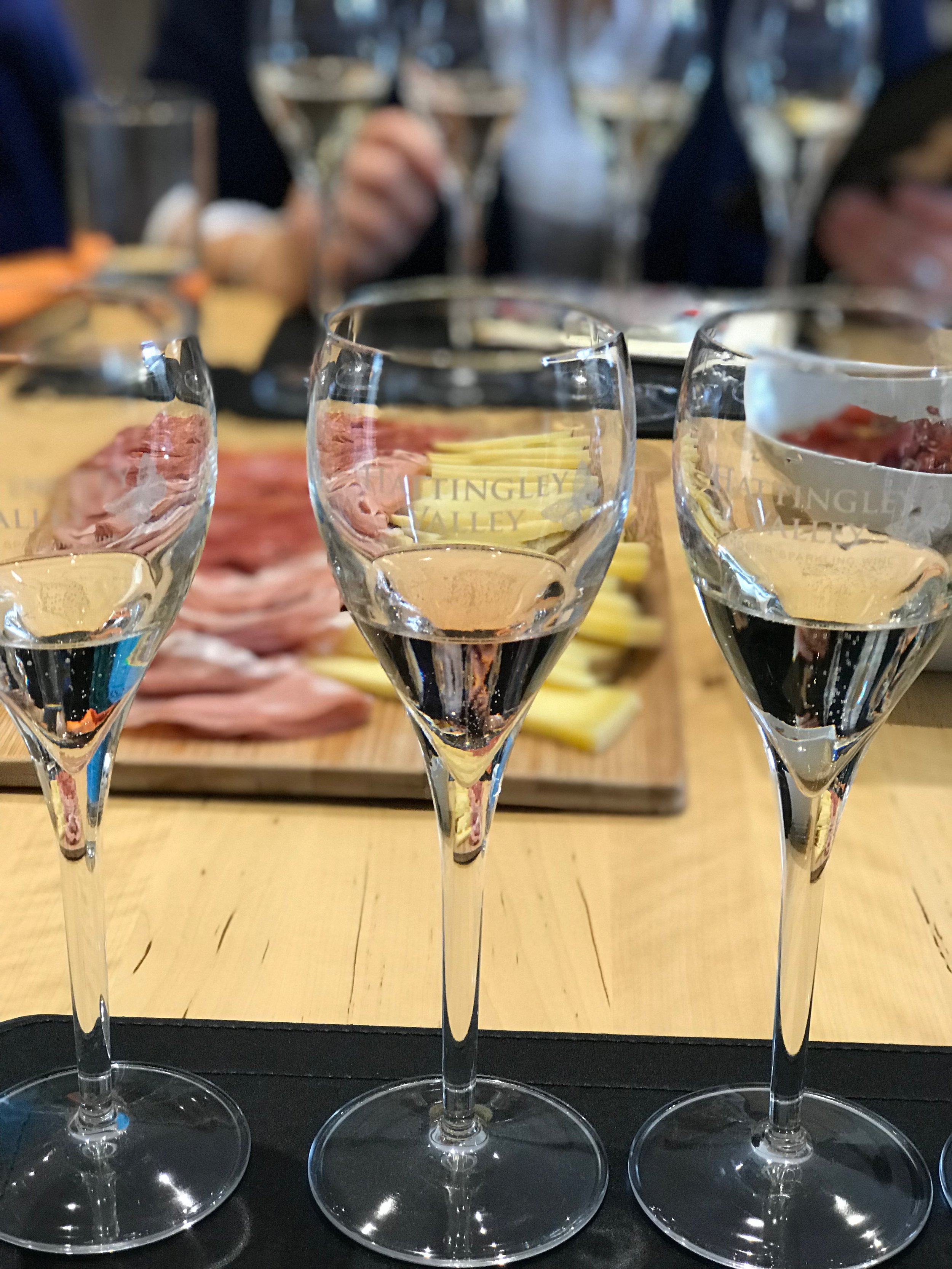 The award-winning Hattingley Vineyard is just one of the destinations you'll visit on this exclusive tour